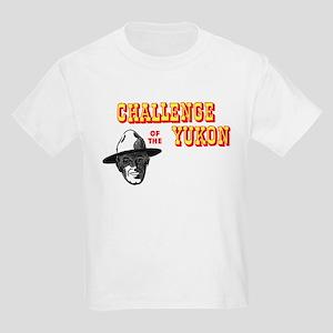 Challenge of the Yukon Kids Light T-Shirt