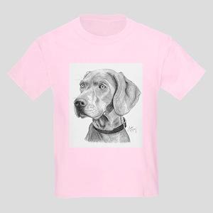 Weimaraner Kids Light T-Shirt