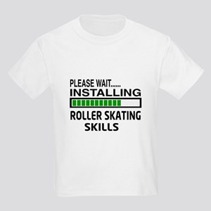 Please wait, Installing Roller Kids Light T-Shirt