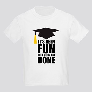 Been Fun Now Done Kids Light T-Shirt