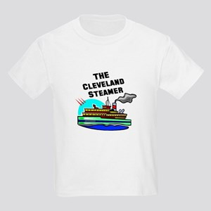 The Cleveland Steamer Kids Light T-Shirt