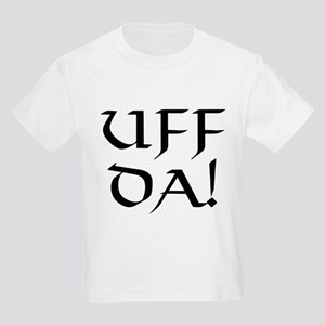 Uff Da! Kids Light T-Shirt