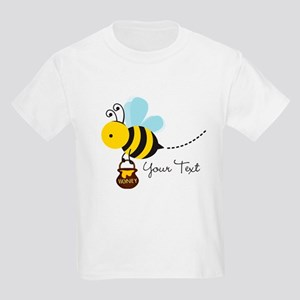 Honey Bee, Honeybee, Carrying Honey; Kid's T-Shirt