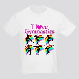 SUPER STAR GYMNAST Kids Light T-Shirt