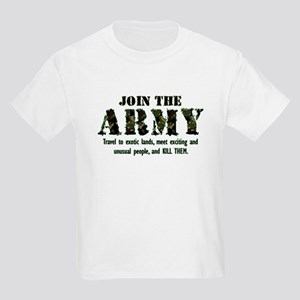 Join the Army Kids T-Shirt