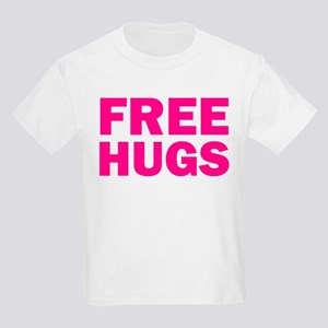Free Hugs Kids Light T-Shirt
