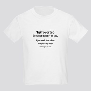 Introvert I'm Not Shy T-Shirt