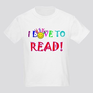 love to read drk T-Shirt