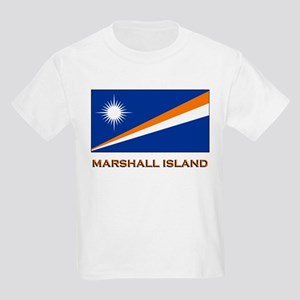 Flag of The Marshall Islands Kids T-Shirt