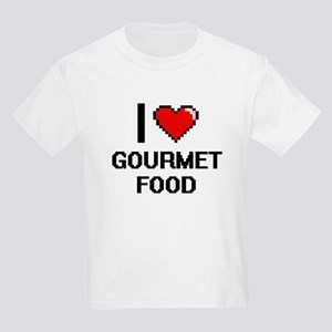 I love Gourmet Food T-Shirt