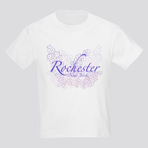 Rochester Lilacs Kids Light T-Shirt