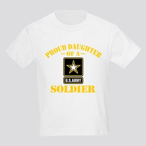 Proud Daughter Of A U.S. Army T-Shirt