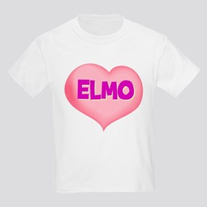 elmo heart Kids Light T-Shirt