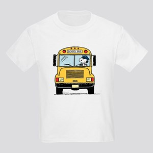 Snoopy: This is How I Roll Kids Dark T-Shirt