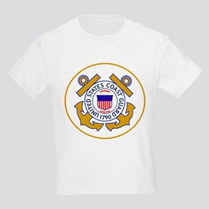 US Coast Guard Kids Light T-Shirt