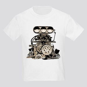 Blower-11- Kids Light T-Shirt