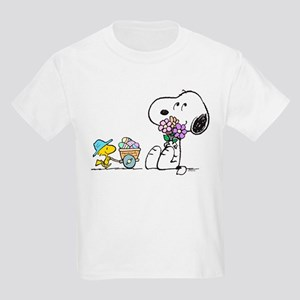 Spring Treats Kids Light T-Shirt