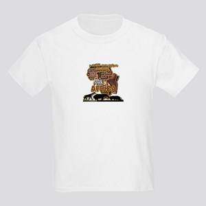 Africa white bgd - Design by Adrian Sweeny T-Shirt