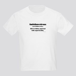 Ambidancetrous Kids Light T-Shirt