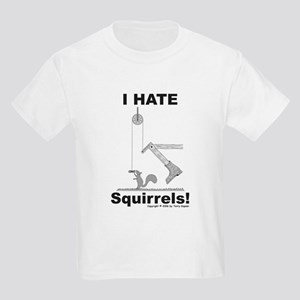 Boot the Squirrel Kids T-Shirt
