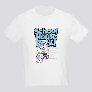 Schoolhouse Rock Bill Kids Light T-Shirt