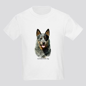 Australian Cattle Dog 9F061D-03 Kids Light T-Shirt