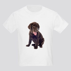 Chocolate, Lab, puppy T-Shirt
