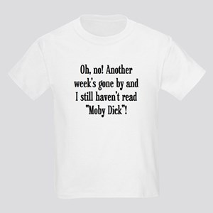 read moby dick Kids Light T-Shirt