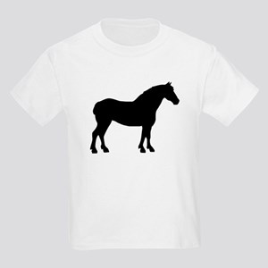 Draft Horse Kids Light T-Shirt