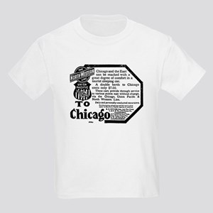 03/25/1909 - Union Pacific Kids Light T-Shirt