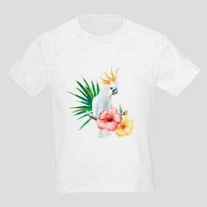 Tropical Cockatoo T-Shirt