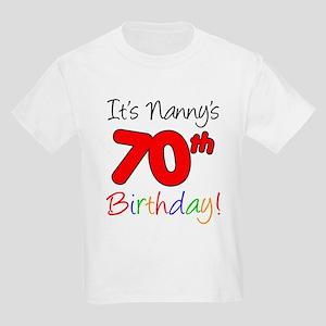 0e25cb2386 Grandmas 70th Birthday Kids Clothing & Accessories - CafePress
