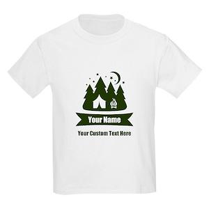0d1e2bc40 Camping Kids T-Shirts - CafePress