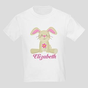 e8f01f2e Personalized Easter Bunny Rabbit T-Shirt