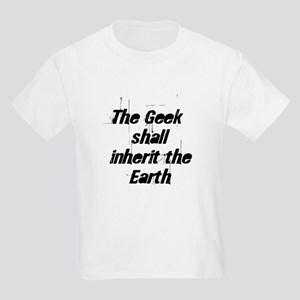 527a4e2e1 Geeks Shall Inherit The Earth Kids Clothing & Accessories - CafePress