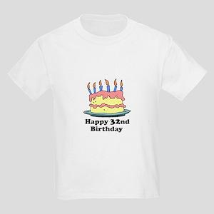 e6fdcdbf Happy Birthday Megan Keepsake Box298386160 Kids T-Shirts - CafePress
