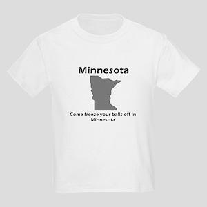 833a8e9e2 Funny Minnesota Kids T-Shirts - CafePress