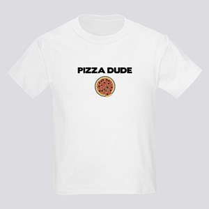 4b9ba3164 Pizza Dude Kids T-Shirts - CafePress