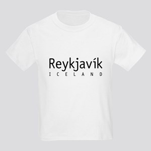 Reykjavik Kids Light T-Shirt