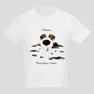 b638d703 Jack Russell Terrier - I Hunt. Kids Light T-Shirt