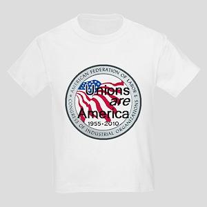 98da65627d080a Unions Kids T-Shirts - CafePress