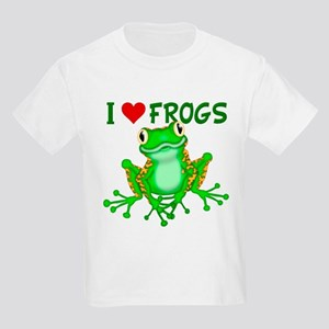dedf496b I Love Frogs T-Shirts - CafePress