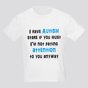 I Have Autism Kids Light T-Shirt
