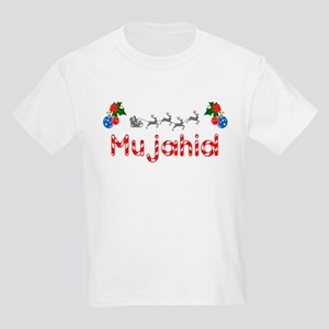Mujahid, Christmas Kids Light T-Shirt