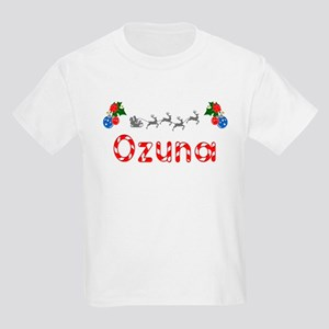 Ozuna, Christmas Kids Light T-Shirt