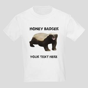 09cfe576b6116 Honey Badger Kids T-Shirts - CafePress
