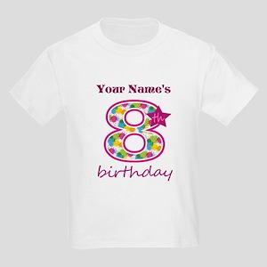8 Year Old Birthday T Shirts