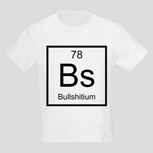 29e318f073 Bs Bullshitium Element Kids Light T-Shirt