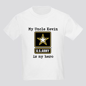 16f504e16799 My Uncle Is My Hero US Army T-Shirt