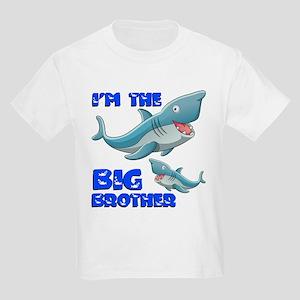 d743de94 Big Brother Shark Kids Light T-Shirt
